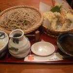 大阪の美味しくてヘルシーな蕎麦屋
