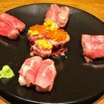 うに×いくら×肉寿司【うにくら寿司】食べ放題が90分3000円!最強コスパだった
