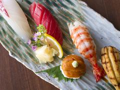 寿司割烹 「ともづな」 ヒルトン福岡シーホーク