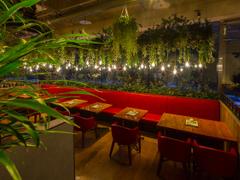 Botanical Garden SARU CAFE