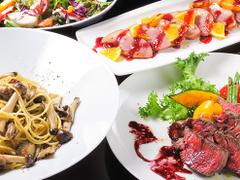 お肉と牡蠣のお店 CARTA ビストロイタリアン 池袋