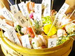 個室で野菜巻き串 東京日和 池袋東口駅前店
