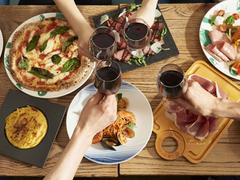 ピッツェリア&トラットリア マーノエマーノ マークイズみなとみらい店