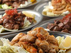 焼き鳥食べ飲み放題 骨付き鶏と強炭酸ハイボール 鶏の久兵衛 横浜駅前店
