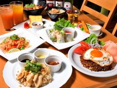 アジアン食堂 マナカフェ