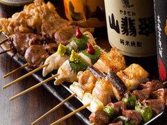 個室居酒屋×150品以上食べ飲み放題 焼き鳥かんぱい屋 新宿本店