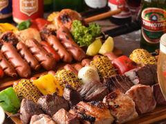 BBQシュラスコ&炙り肉寿司食べ放題 個室肉バル グリルスクエア 新宿店