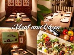 Cheese&Meat 肉バル個室 YOKUBALU 高松瓦町店