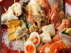 串天ぷらと日本酒バル かぐら 大阪福島店