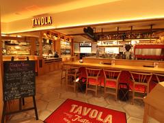 トラットリア ターヴォラ アトレ川崎店