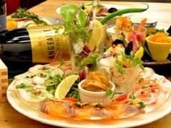魚とお野菜のイタリアン アルバータ KARASUMA