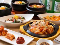 チゲ料理&韓国鉄板 ヒラク