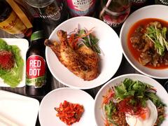 アジアン料理 カオサンストリート