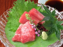 神戸牛 ステーキ割烹 雪月花 炭火焼