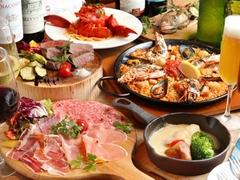 Italian×Spanish El Canalla 心斎橋店
