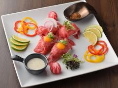 炙り肉の寿司食べ放題×肉バル ミートギャング 名古屋駅店