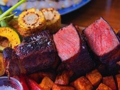 Xató burrata & steak