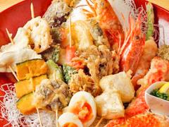 串天ぷらと日本酒バル かぐら
