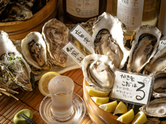 牡蠣海鮮料理 かき家 こだはる 新橋店