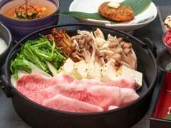 神戸牛すき焼き 肉の寿司 肉邸 金山 六本木