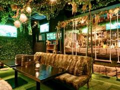 jungle dining&bar WOOD