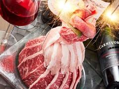 和牛の焼肉ダイニングNIKUFUJI 大井町店