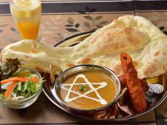 満足ハウス インドネパール料理