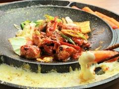 韓国料理 内房