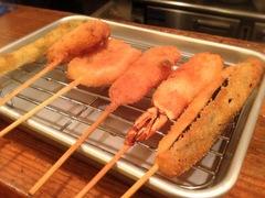 串カツ 油屋