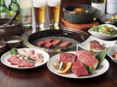 美食焼肉トラジ 葉菜 SUNAMO店