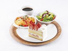 卵料理・ケーキ ダッキーダック 新宿店