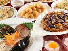 故郷料理 上海閣