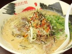 屋台拉麺一's 稲毛本店