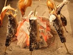 囲炉裏料理と日本酒スローフード 方舟 新橋店