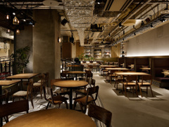 WIRED CAFE Hakata9店
