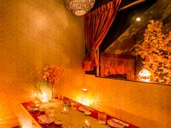 和心庭園 個室居酒屋 花の宴 浜松町店
