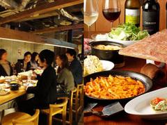 ワインの酒場。ディプント 桜橋店