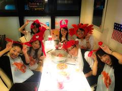手づかみシーフード Makky's The Boiling Shrimp