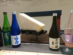 チーズと日本酒のお店 ラジット