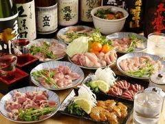 なかの食鶏 十三店