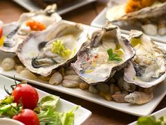 貝と白ワインのバル KAKIMARU 七条店