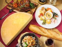 ラクレットチーズ&魚×肉バル トロロッソ