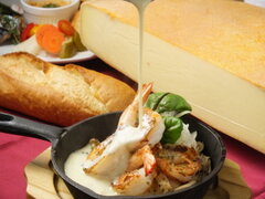ラクレットグリル&魚×肉バル トロロッソ