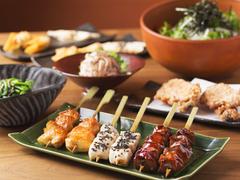 吟鷺 串焼・鶏料理