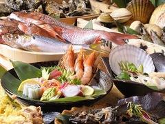 日比野市場鮮魚浜焼きセンター