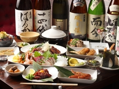 全国銘酒居酒屋 JAPANESE BAR 名古屋栄店