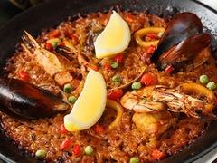 スペイン料理 ルナソル