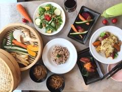 自然野菜レストラン 駒込 ナーリッシュ
