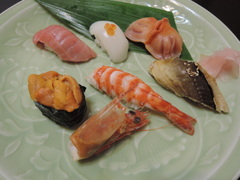 寿司割烹 きんぺい