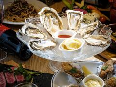 牡蠣とワインの店 アサドール・デル・マール